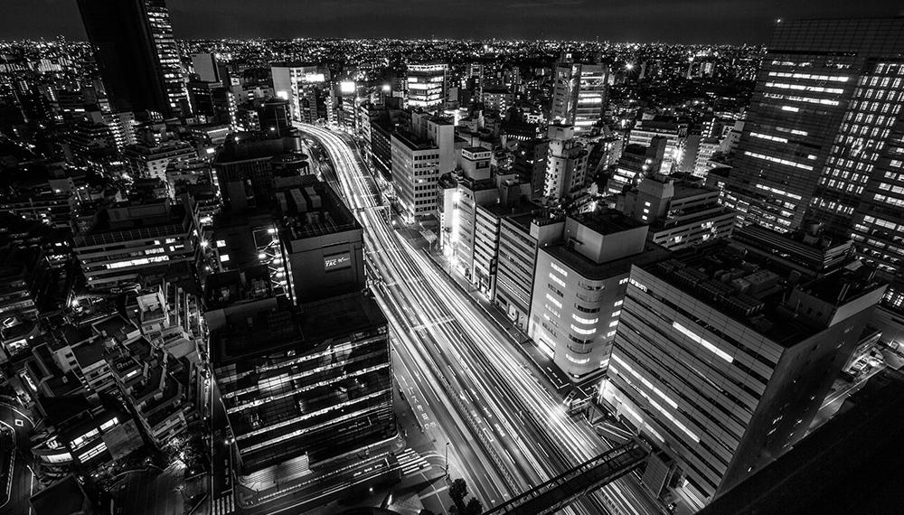 LIGHTS OVER TOKYO