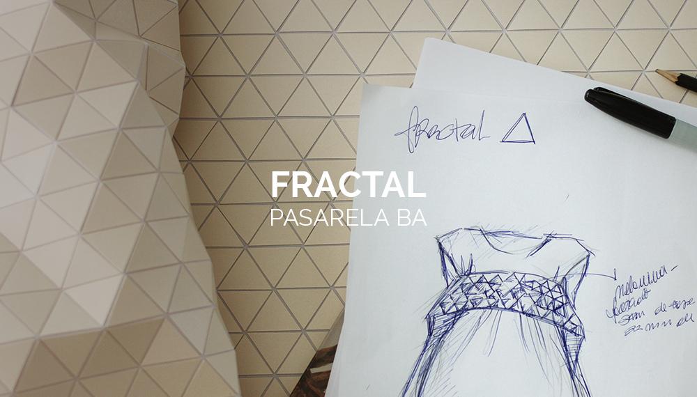 Pasarela Ba – Fractal