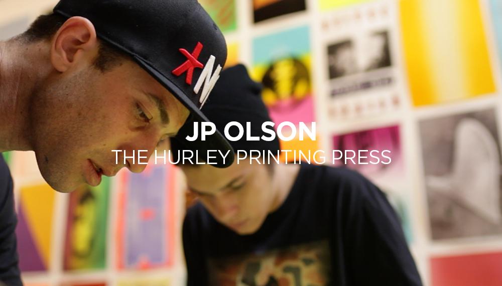 JP OLSON